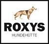 Roxys Hundehütte-Logo