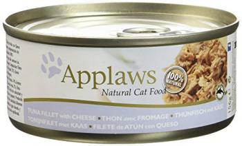 Applaws Natural Cat Food Thunfisch mit Käse 156g