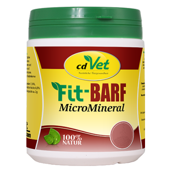cdVet FitBarf MicroMineral 600g